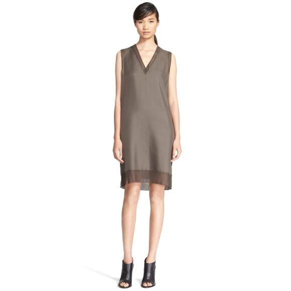 a1f5eae0a6 NWT rag   bone  Maude  Sleeveless Silk Dress